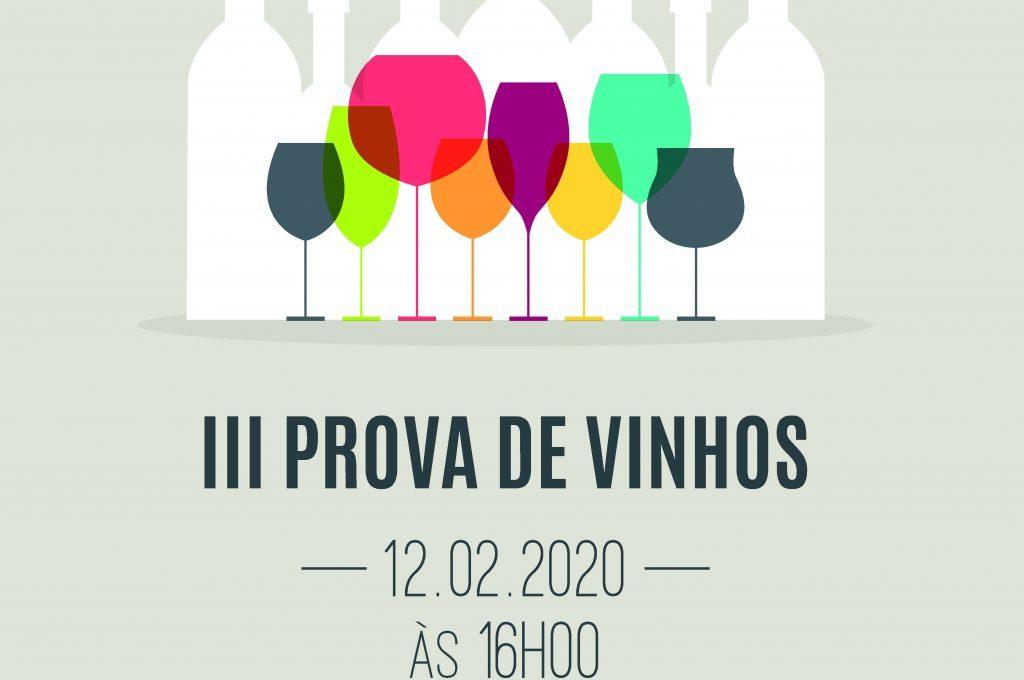 III Prova de Vinhos